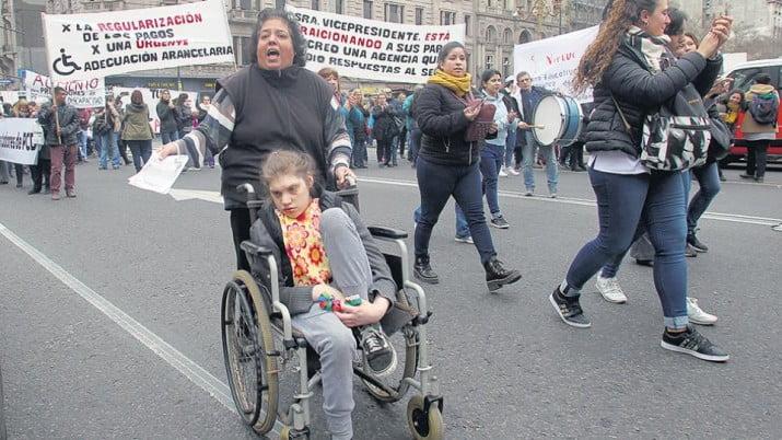 La discapacidad es mayor vulnerabilidad