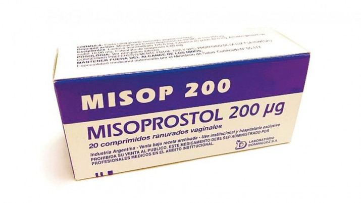 Se viene el misoprostol en la farmacia