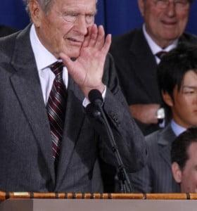 Murió el último presidente de la Guerra Fría