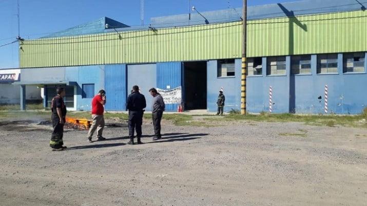 Cerró una de las cuatro fábricas de telgopor del país
