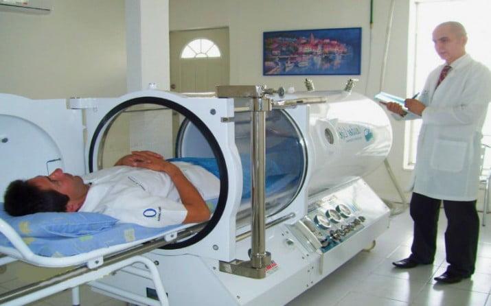 ¿Cómo es la medicina hiperbarica que revoluciona el mercado local?