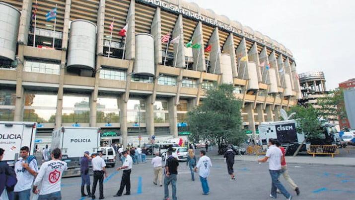 En España se venden entradas con biromes