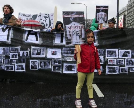 Según la Corte Suprema, se denuncian 30 casos diarios de violencia doméstica