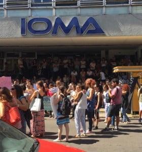 Médicos de la Provincia suspenderán la prestación por IOMA