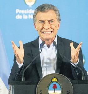 Las frases de Macri que chocaron con la realidad