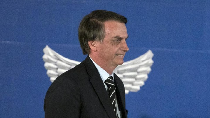 Bolsonaro le abre la puerta a una base militar de EEUU