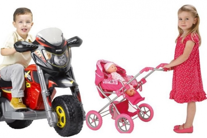 """El 70% de los juguetes más vendidos """"para nenas"""" son los vinculados al cuidado doméstico y la belleza"""