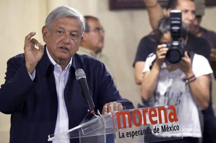 López Obrador no avala la avanzada de Trump y Bolsonaro contra Venezuela