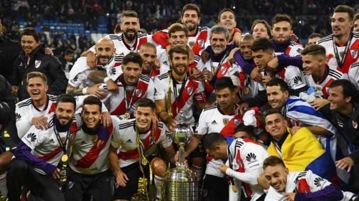 Barcelona, Real Madrid y River en el podio del ranking mundial