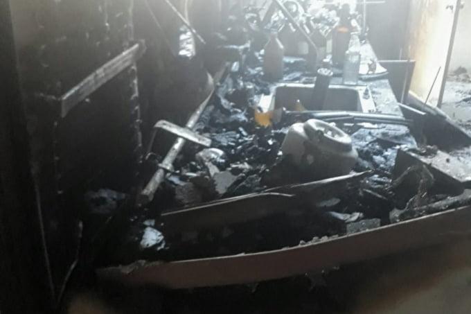 El incendio de un laboratorio del CONICET bahiense provocó pérdidas millonarias