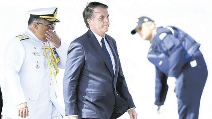 Brasil se cierra a la migración