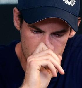 Andy Murray sacudió el mundo del tenis al anunciar su retiro entre lágrimas