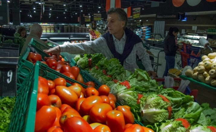 Los alimentos aumentan 525% desde el productor a la góndola