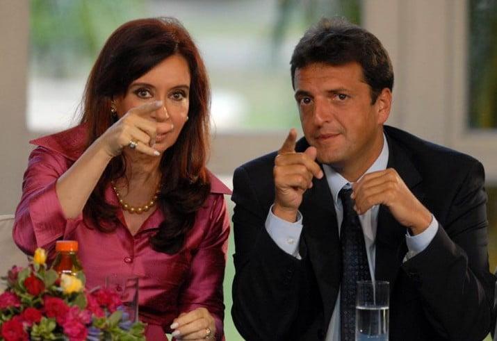 CFK y Massa ¿Juntos en la misma boleta?