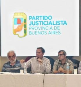 """El PJ Bonaerense tuvo su """"contracumbre"""" para rechazar el desdoblamiento de elecciones"""