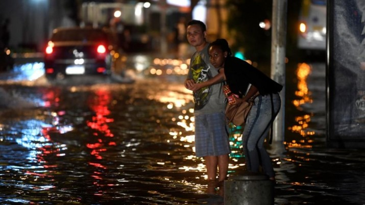 Inundaciones en Río de Janeiro: cinco muertos