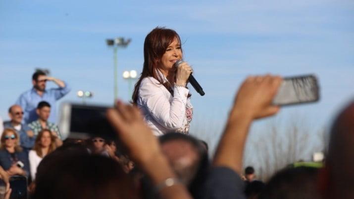 En 15 días, Cristina Kirchner debuta en el banquillo de los acusados