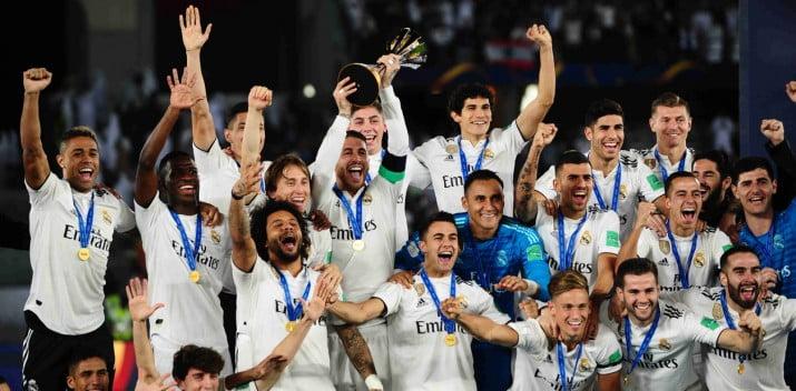 Real Madrid es el club más grande de la historia