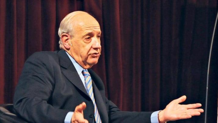 Lavagna dijo que lo contactaron del FMI para una reunión