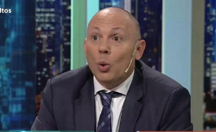 """Renunció el abogado de D'Alessio en """"la causa de la extorsión"""""""