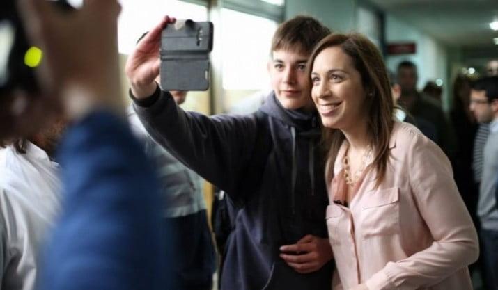 Campaña corta, arreglo con docentes y Fondo del Conurbano: los ejes de Vidal en 2019