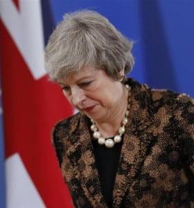El Parlamento británico volvió a rechazar el Brexit de May