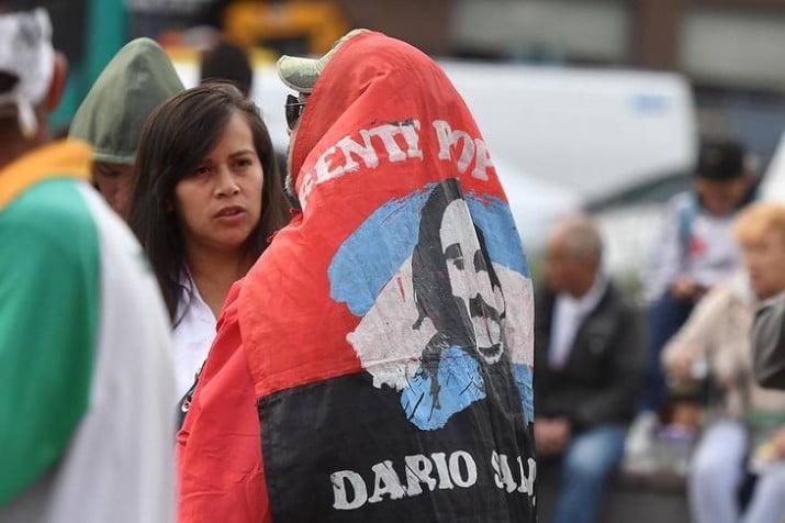 Más de diez manifestaciones en un día visibilizan la crisis