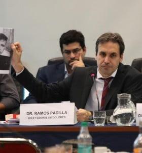 La Cámara Federal ratificó a Ramos Padilla