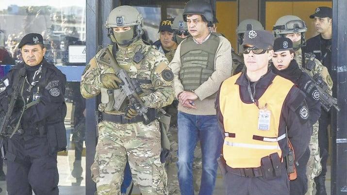 La declaración de Víctor Manzanares, el ex contador de los Kirchner