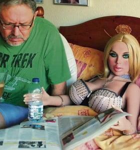 Burdeles de muñecas, la nueva moda entre los hetero machos