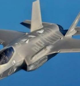 EE.UU. tiene listo para la guerra su nuevo avión sigiloso y letal