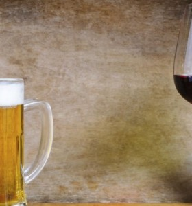 Casi todos los vinos y cervezas contienen agentes cancerígenos