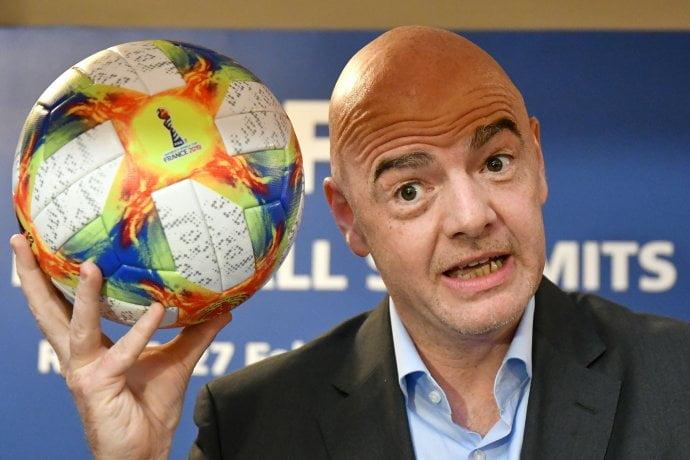 Para FIFA un Mundial de 48 equipos generaría entre u$s 300 y 400 millones