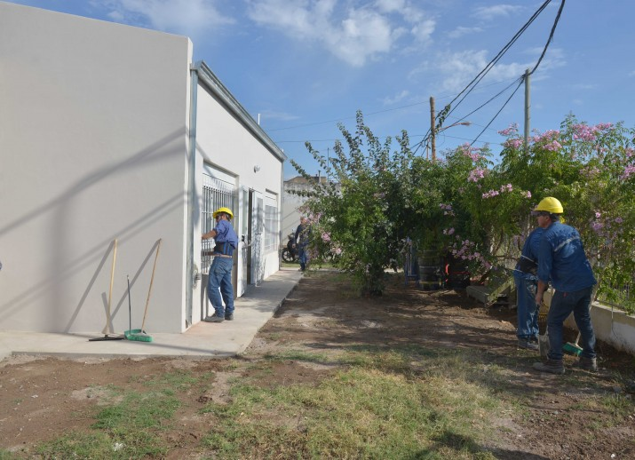 Ampliación y mejoras en el edificio de Mamás Cuidadoras Noroeste