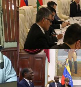 Venezuela y Haití las dos puntas del mismo problema