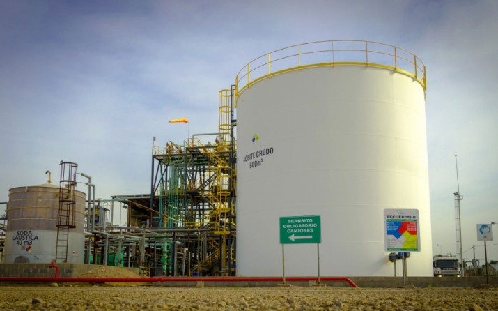Biocombustibles: en Bahía Blanca suspenden a decenas de trabajadores
