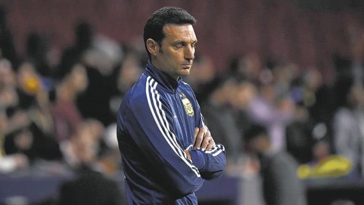 Lionel Scaloni ya piensa en la Copa América