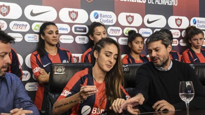 El fútbol femenino se profesionaliza: la nueva era ya se vislumbra