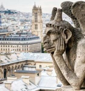 Las gemas de Notre Dame que podrían haber desaparecido por el incendio