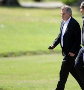 Héctor Gay pidió que Vidal sea la candidata a presidenta
