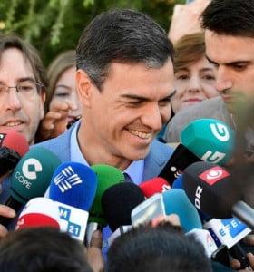 El PSOE ganó las elecciones en España y se derrumbó el apoyo al PP