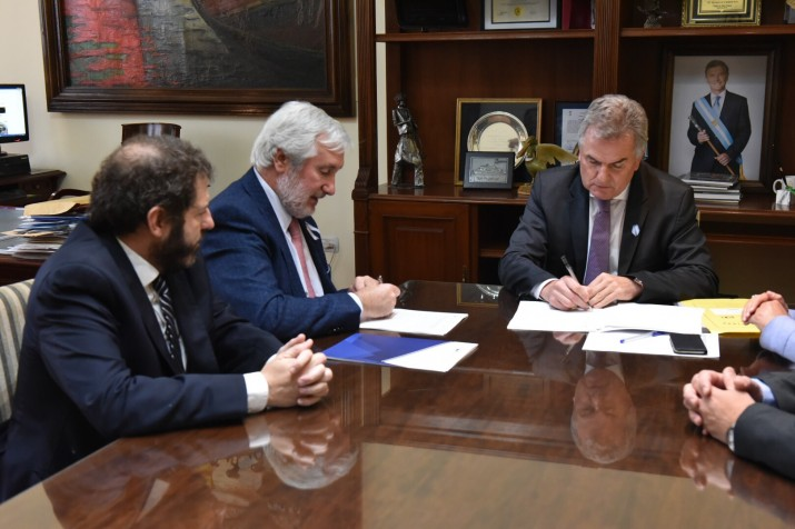 Acuerdo conjunto con la Procuración General bonaerense