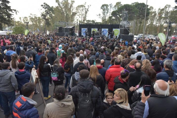 Nueva edición de Disfrutá Bahía: 7000 personas participaron de las actividades