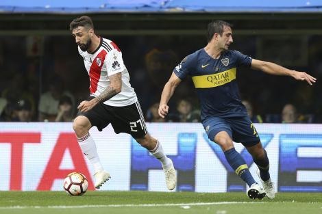 El sorteo de la Copa Libertadores