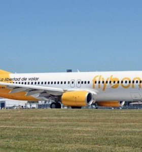 Flybondi dejará de operar la ruta Bahía Blanca – El Palomar