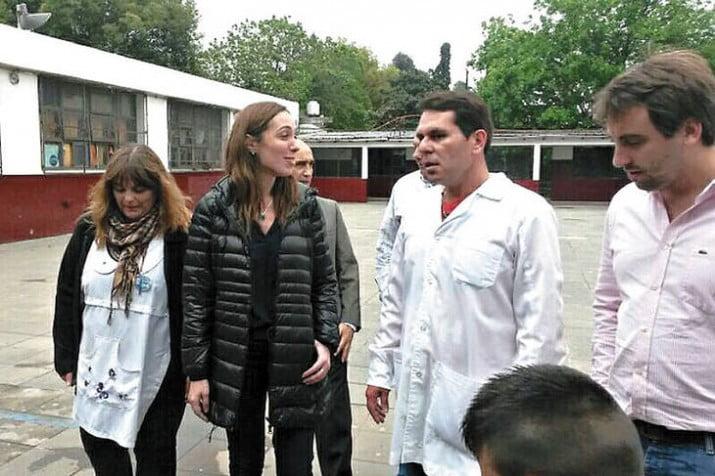 Vidal suspendió sumarios a 500 docentes por no abrir escuelas los días de paro