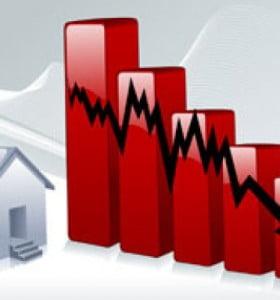 El mercado inmobiliario: cayó un 45 por ciento la venta de propiedades