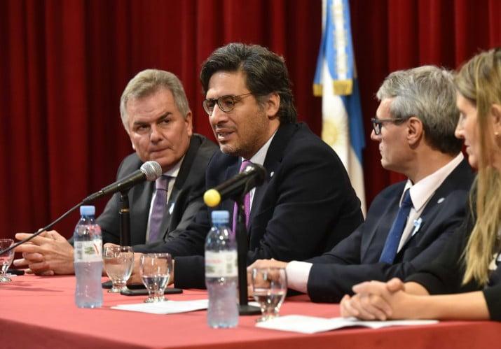 """El ministro Garavano encabezó la apertura de la jornada """"Justicia y Comunidad"""""""