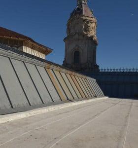 Bahía Blanca trabaja en la puesta en valor de su Palacio Municipal