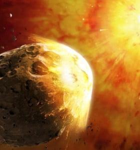 Un asteroide podría llevar al caos a la economía mundial